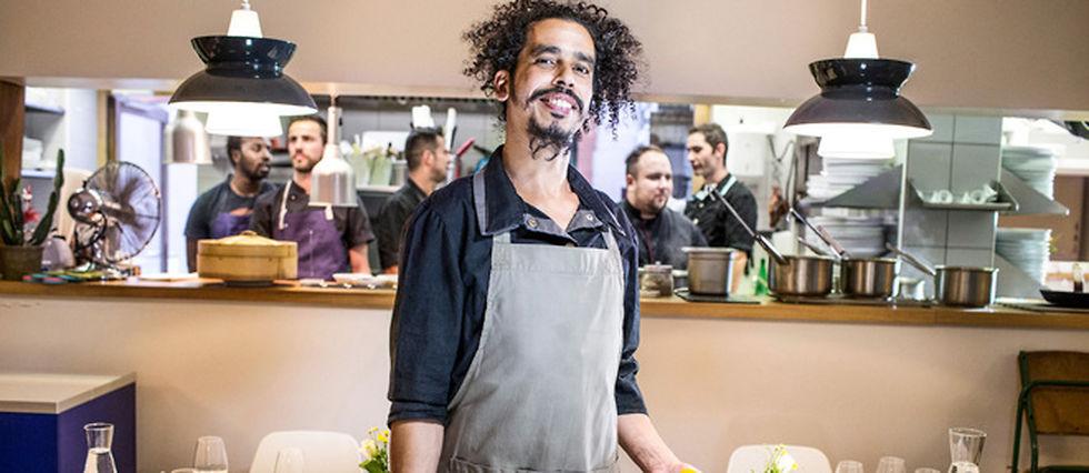 le cuisinier franco-marocain, HAMID MISS, remporte   Le meilleur couscous de France 1