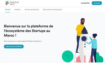 "ADD: Lancement de la plateforme digitale ""startuphubmaroc.ma"""