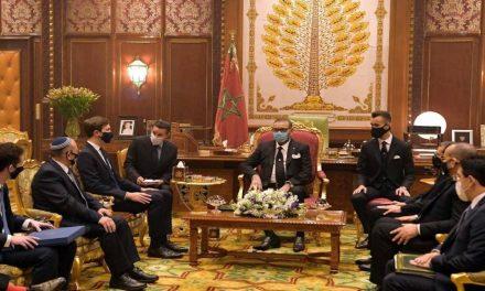 Déclaration Conjointe entre le Royaume du Maroc, les Etats-Unis d'Amérique et l'Etat d'Israël