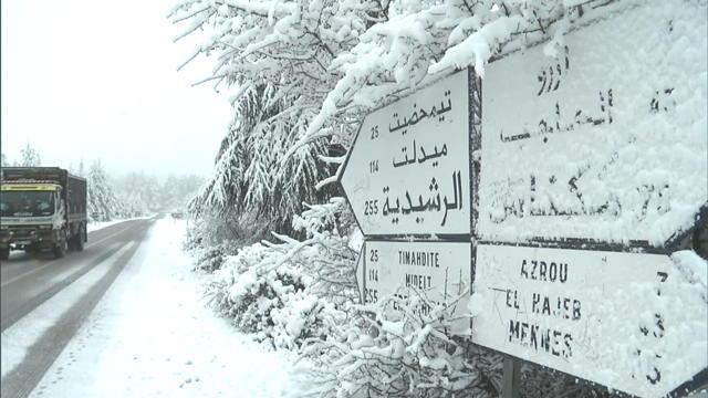 Vague de froid : Les FAR apportent secours et assistance aux populations