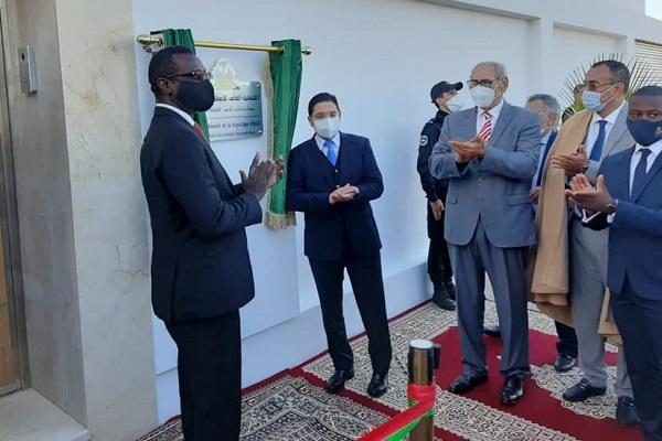 Haïti et Bahreïn ouvrent respectivement des consulats généraux à Dakhla et à Laâyoune