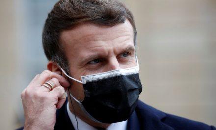 Le président français Emmanuel Macron testé positif au Covid-19