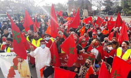 Les Marocains d'Espagne célèbrent la reconnaissance des Etats-Unis de la souveraineté du Maroc sur son Sahara