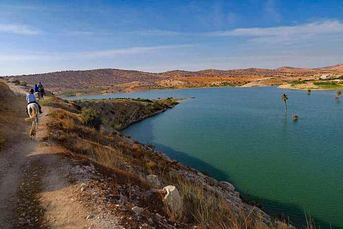Marrakech-Safi : Un taux de remplissage des barrages de plus de 40% 1