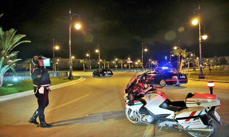 Couvre-feu national au Maroc dès ce mercredi 23 décembre