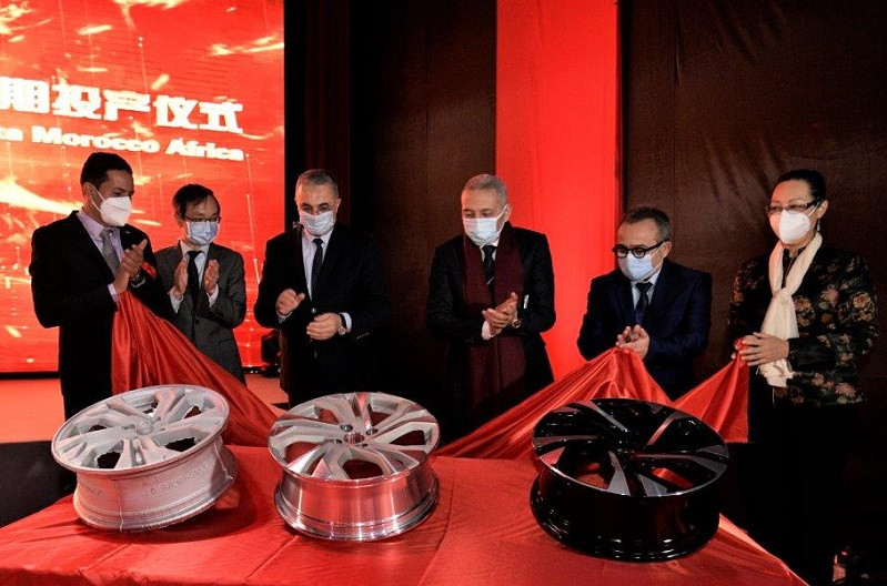 Dicastal Morocco Africa inaugure sa deuxième usine à Kénitra 1