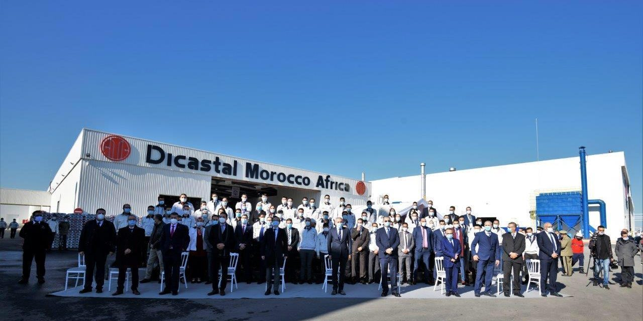 Dicastal Morocco Africa inaugure sa deuxième usine à Kénitra