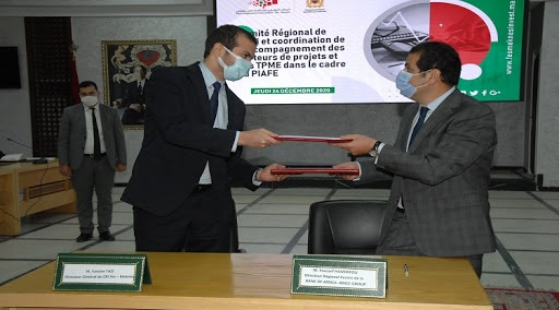 Programme Intelaka À FÈS-MEKNÈS : 1.591 entreprises bénéficiaires
