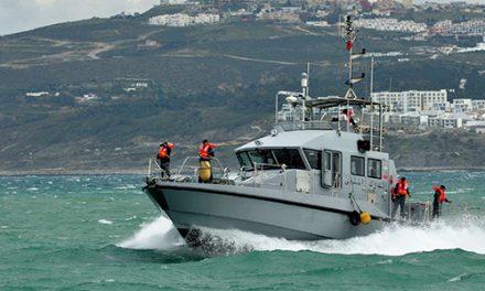 La Marine Royale porte assistance à 127 migrants en mer