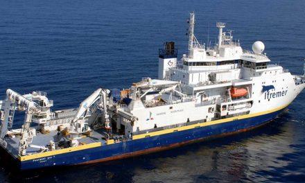 Maroc: Réception provisoire du navire océanographique de recherche halieutique
