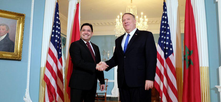 """Le Maroc, """"un modèle de tolérance pour la région et le monde"""", selon le Secrétaire d'Etat américain"""