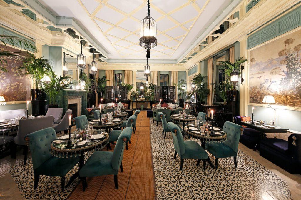 Le Palais Ronsard à Marrakech reçoit le Prix Versailles du plus beau restaurant du monde 1
