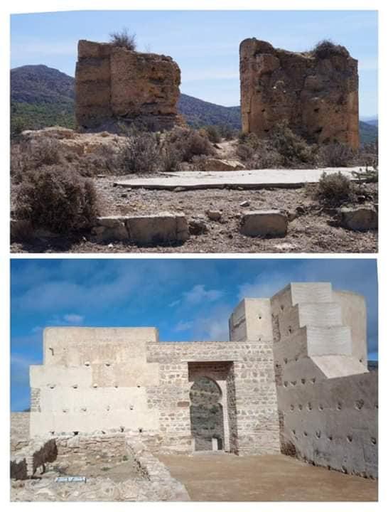 Torres de Alcalâ, un joyau architectural unique dans la localité de Sanhaja au Rif 4