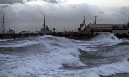 Vagues dangereuses de 4 à 6 mètres à partir de vendredi sur les côtes atlantiques entre Assilah et Tarfaya