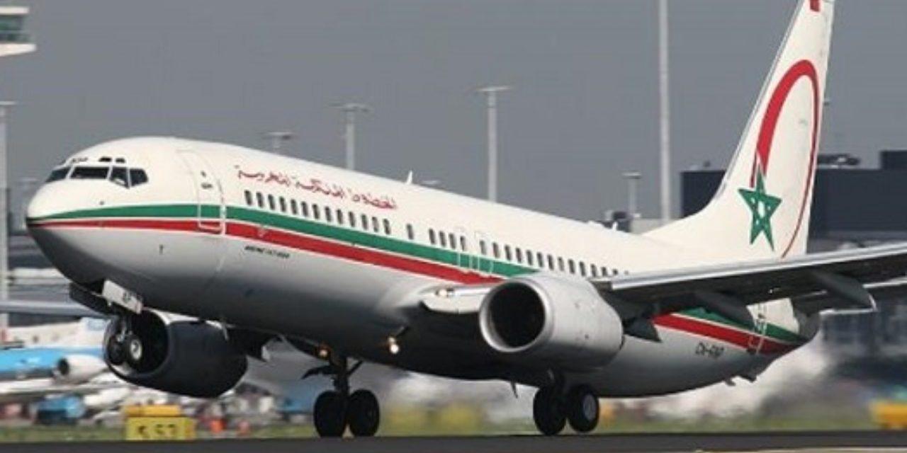 Le Maroc suspend ses liaisons aériennes avec 5 nouveaux pays