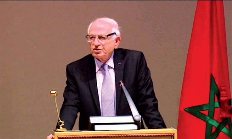 """A.azoulay: Le Maroc connaît un """"momentum exceptionnel"""" avec la refondation de toutes ses diversités"""