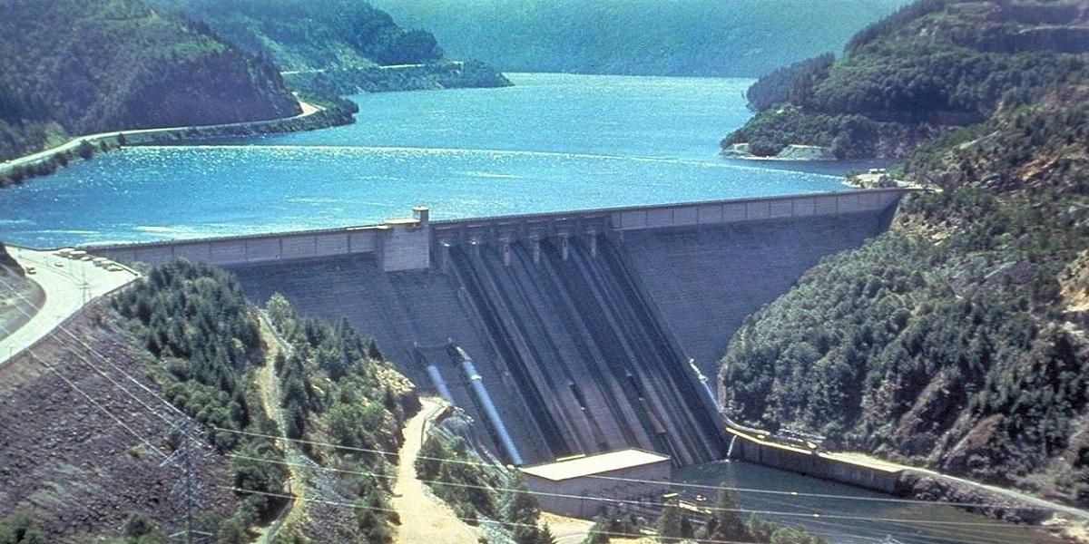 Les barrages remplis à 38,8%