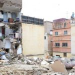 Casablanca: effondrement d'une maison menaçant ruine à l'ancienne médina
