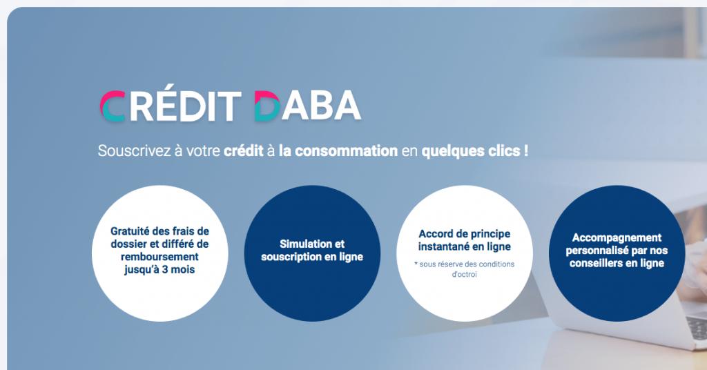 """Bank Of Africa lance sa nouvelle plateforme de crédit à la consommation """"creditdaba.ma"""" 2"""