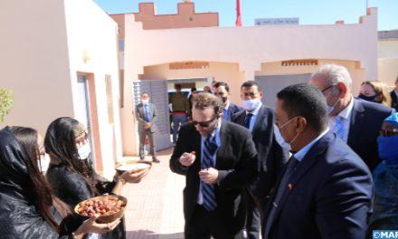 """Après Laâyoune, Schenker à Dakhla: La reconnaissance US du Sahara marocain """"ouvre des opportunités"""""""
