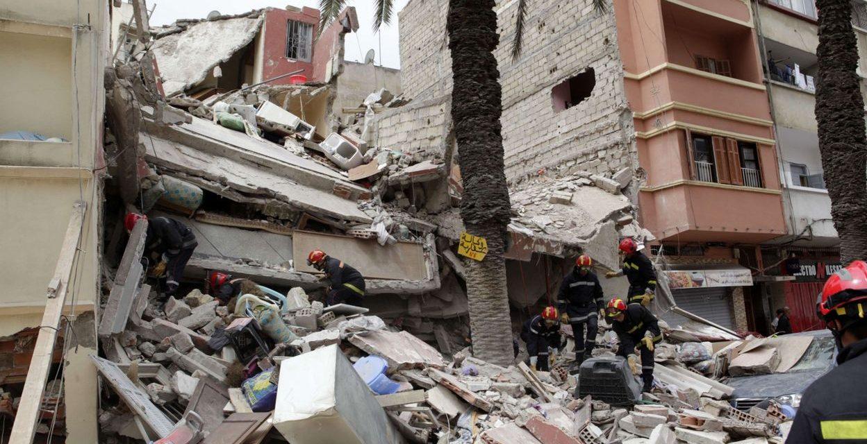 Casablanca: un mort et 4 blessés dans l'effondrement du toit d'un four traditionnel à l'ancienne médina