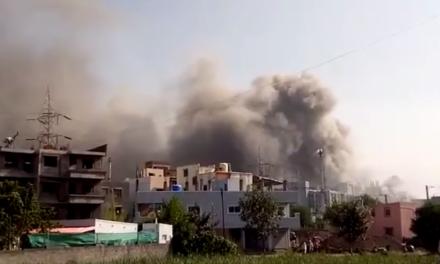 Incendie au Serum institute of India, plus grand fabricant de vaccins au monde