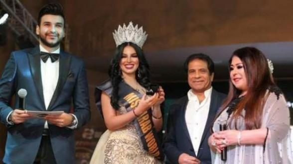 La marocaine Ilham Bel Makhfi sacrée Miss Arab World 2020