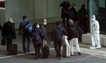 L'équipe de l'OMS est arrivée à Wuhan, en Chine, pour enquêter sur la pandémie