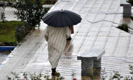 Fortes pluies mercredi dans certaines provinces du Royaume