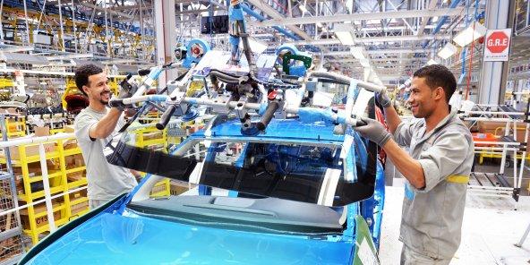Renault vise une production de voitures record au Maroc en 2021