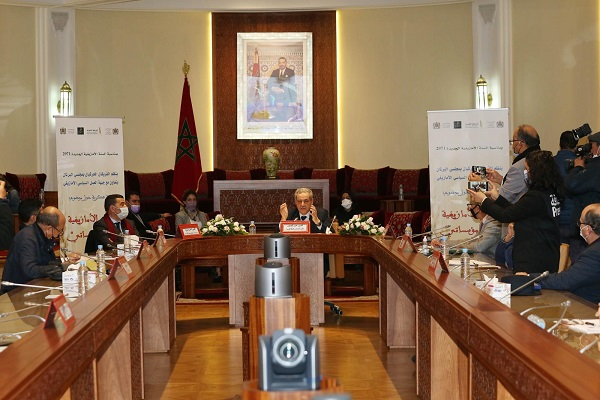 Table ronde à Rabat sur l'officialisation de l'amazigh 1