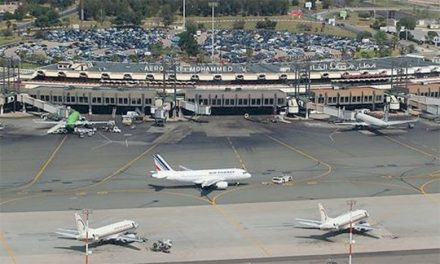 Le trafic aérien en baisse de 71,48% en 2020