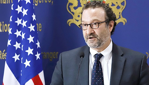 Maroc/Etats-Unis. David Schenker souligne à Alger la primauté du plan MAROCAIN d'autonomie