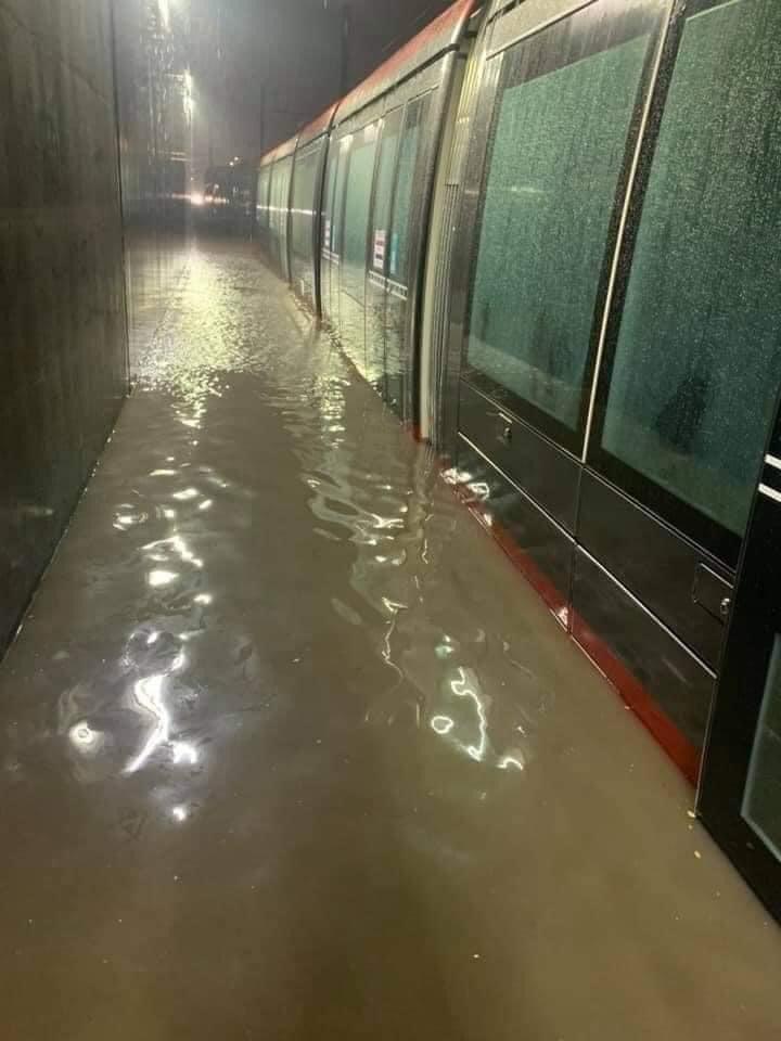Fortes pluies à Casablanca: Les équipes de Lydec mobilisées 4