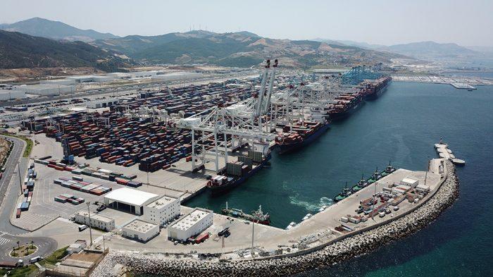 Tanger Med désormais le premier port à conteneurs en Méditerranée