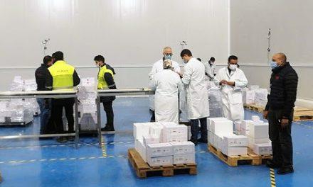 Début de la distribution du vaccin anti-Covid vers les régions du Maroc