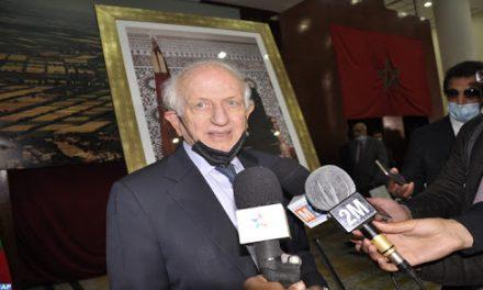 Béni Mellal: CONVENTION DE Partenariat POUR LA nouvelle marche marocaine de l'école DANS la diversité CULTURELLE