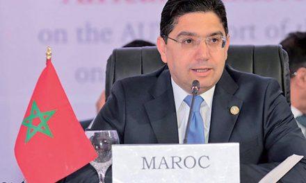 Ligue arabe : Mise en garde de Bourita contre les dangers visant la division des pays arabes