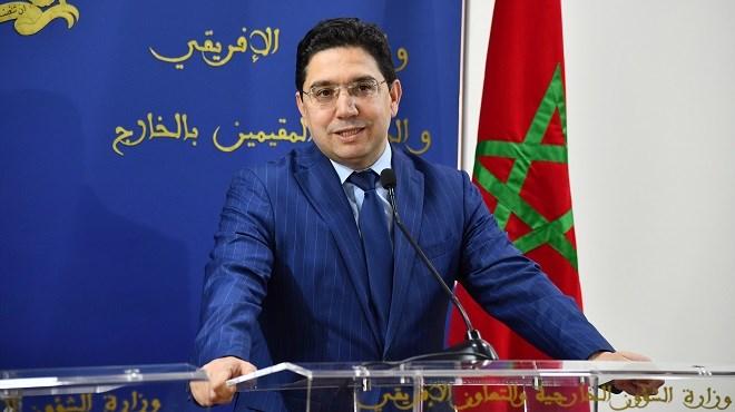 Nasser Bourita: L'Espagne a créé la crise avec le Maroc et l'a fait assumer à l'Europe