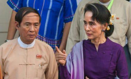 COUP D'ETAT EN BIRMANIE: Aung San Suu Kyi arrêtée