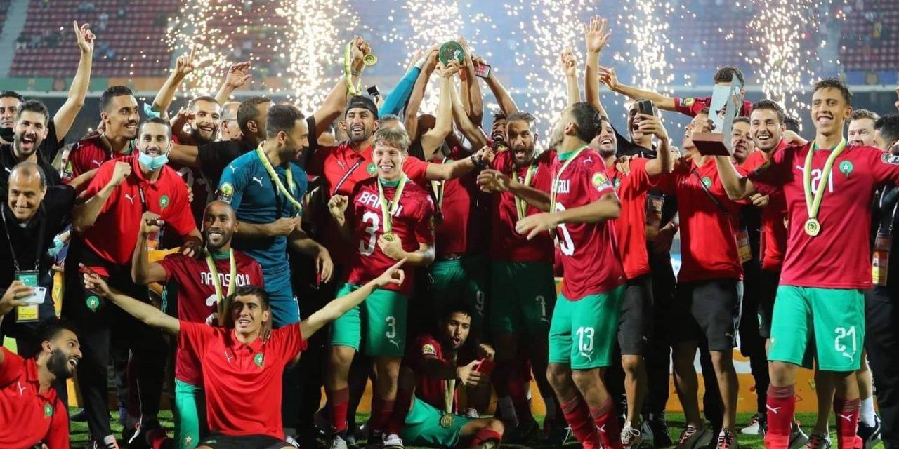 CHAN-2021: Le Maroc conserve son titre
