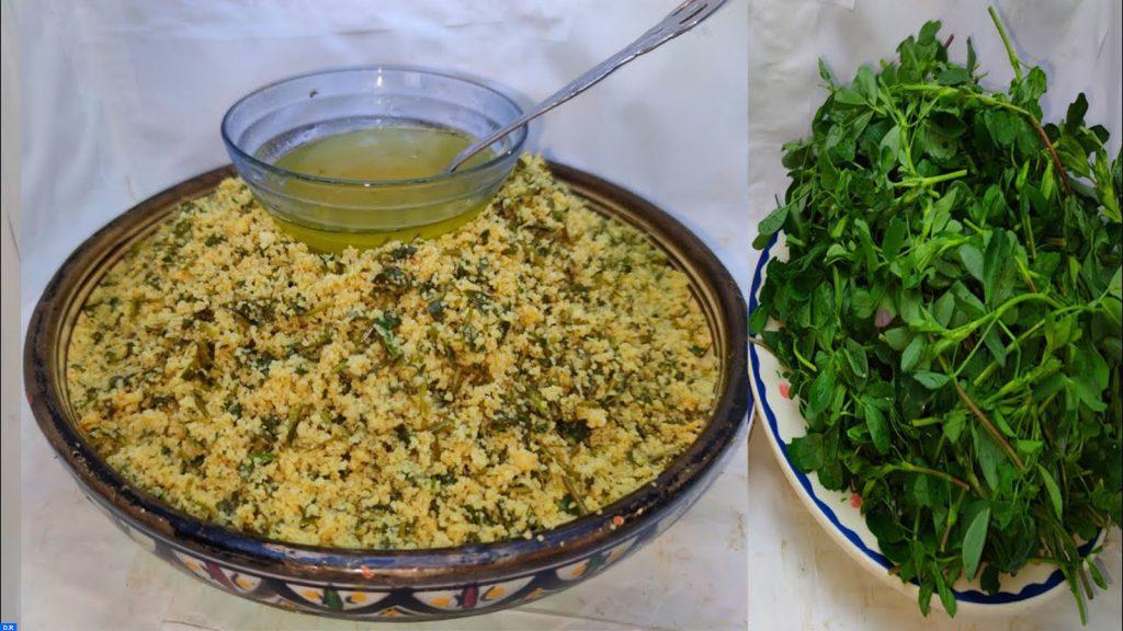 """""""Ifnouzen"""", ce plat ancestral amazigh pour contrecarrer LE FROID 1"""