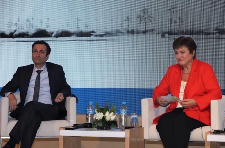 """La DG du FMI souligne les """"Bons choix"""" monétaire du Maroc face à la crise"""
