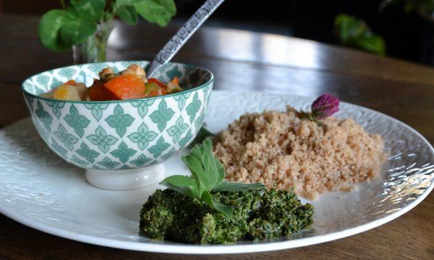 """""""Ifnouzen"""", ce plat ancestral amazigh pour contrecarrer LE FROID"""