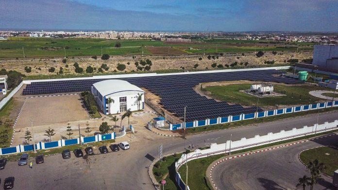 Inauguration de la première station solaire privée d'El Jadida à l'usine Nestlé 1