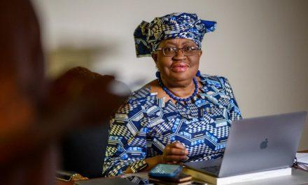 La Nigériane Ngozi Okonjo-Iwea PREMIÈRE FEMME ET PREMIÈRE AFRICAINE À LA TÊTE DE L'OMC