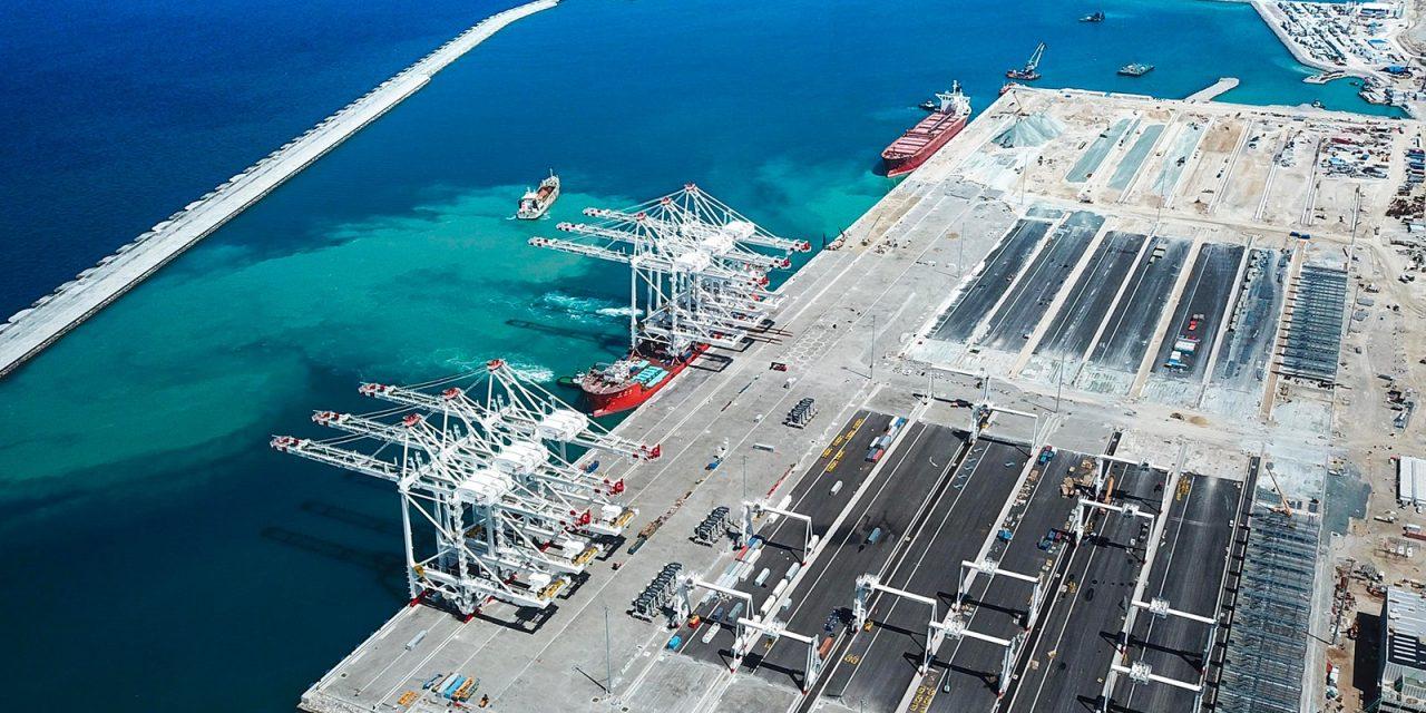 Tanger Med: Chiffre d'affaires consolidé de 2,42 MMDH en 2020
