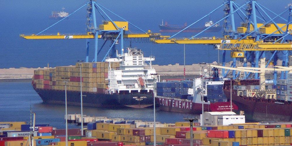 Activité portuaire: Baisse du trafic de 7,7% à fin janvier