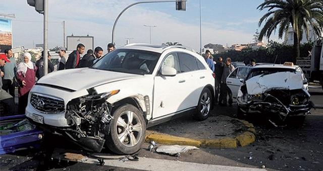 Sidi Ifni: deux morts et cinq blessés dans un accident de la circulation