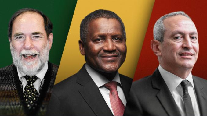Exclusif Forbes : Le classement des milliardaires en Afrique en 2021